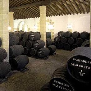 Bodegas Tradición - cellar